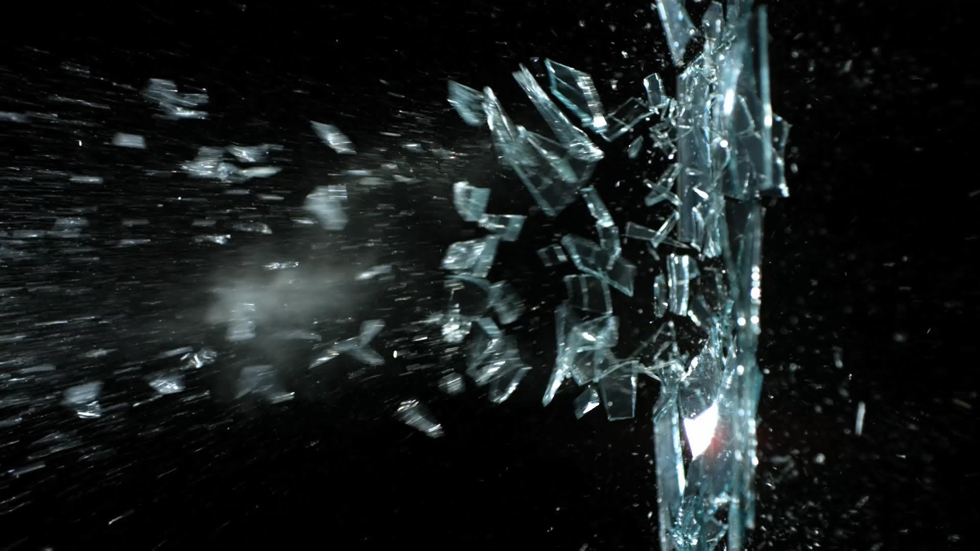 Breaking Glass Sound And Vision